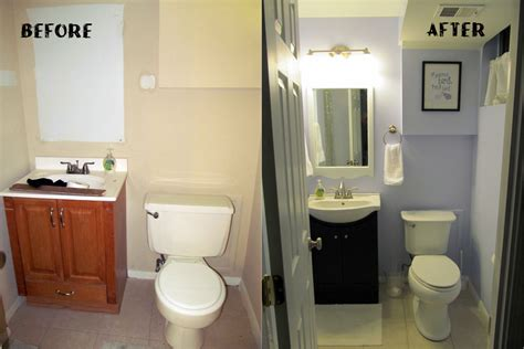 easy bathroom remodel ideas bathroom simple renovation for small bathroom before and