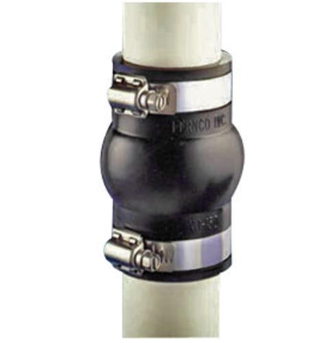 Plumbing Expansion Joint by Vertical Pipe Installations Fernco Us