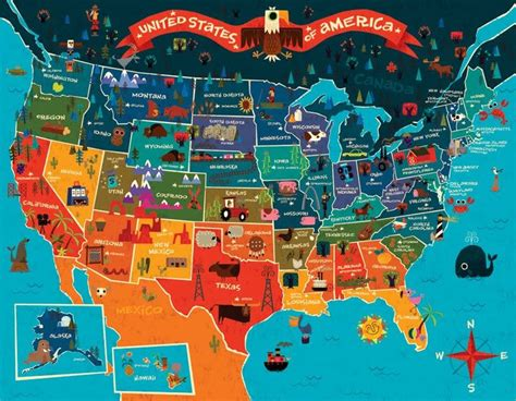 road trip map of united states of america 8 best images about u s road trip on grand