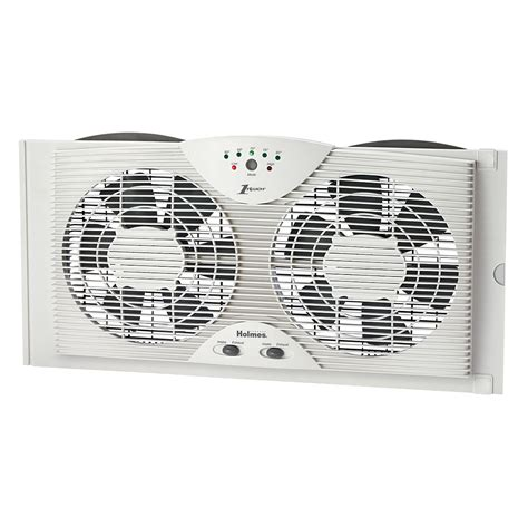 holmes twin window fan with washable filter 048894012709 upc quot the holmes group twin window fan