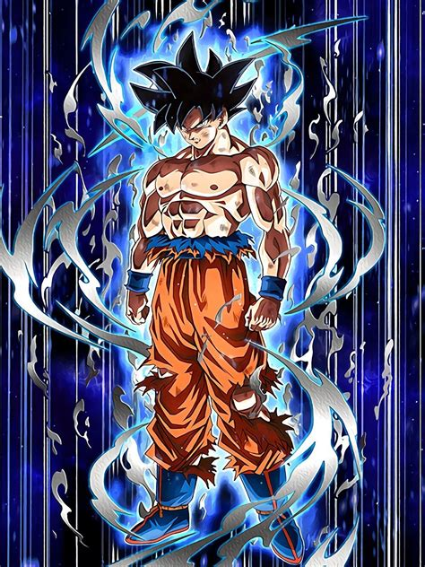 imagenes de goku instinct a surging new power goku ultra instinct sign dragon
