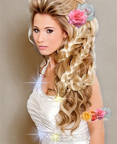 latest bridal wedding party updos hairstyles for long wedding party hairstyles 2014 for women 008 life n fashion