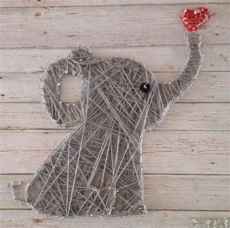 Elephant String - 25 best ideas about crochet elephant on