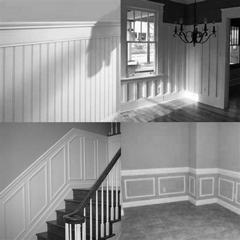 Wainscoting Alternatives Design Definitions What S The Difference Between