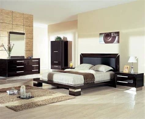Bedroom Furniture Contemporary Modern Home Sweet Home Interior Modern Bedroom Design