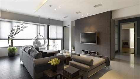 contemporary livingroom 15 modern apartment living room design ideas
