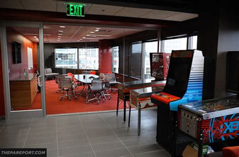Valve Office by Arcade Report