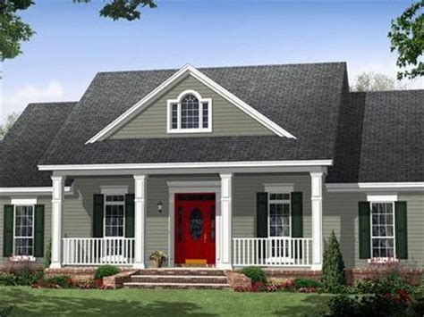 country home floor plans with porches southern colonial house plans small colonial house plans