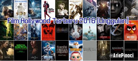 web film bioskop indonesia film bioskop terbaru hollywood 2016 daftar 57 film