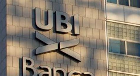 ultime notizie su ubi banca ubi banca riassetto ultime notizie
