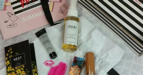 Sephora Giveaway 2016 - sephora play july 2016 review and giveaway bits and boxes