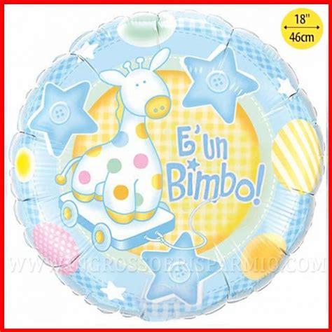 bimbo prezzi palloncini nascita quot e un bimbo quot foil rotondo 46cm prezzi