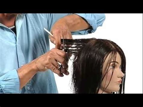 hair cuting techniques 1000 images about sectioning hair for cut or style on