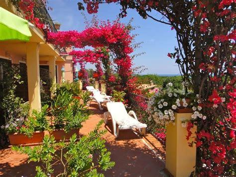 terrazze fiorite pensiline in vetro pergole e tettoie da giardino