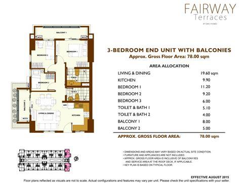 naia terminal 1 floor plan fairway terraces naia villamor pasay city dmci homes condo