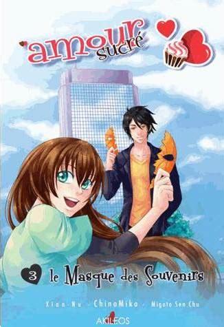 eplogo volume 3 la 1502473402 vol 3 amour sucr 233 le masque des souvenirs manga manga news