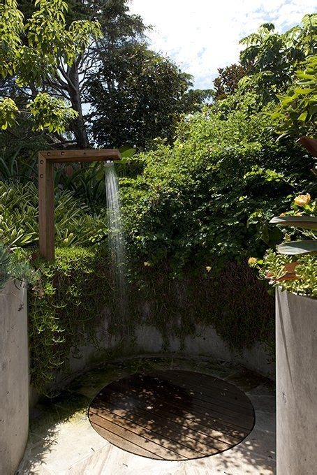 best outdoor shower 60 best outdoor showers images on pinterest outdoor showers outside showers and outdoor bathrooms