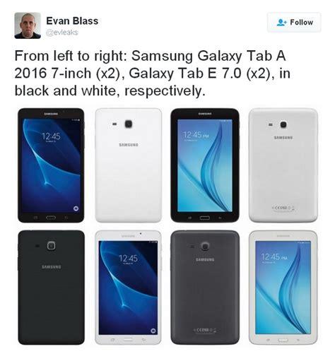 Harga Samsung Tab A6 7 inikah rupa dari samsung galaxy tab a7 dan tab e7 techno id