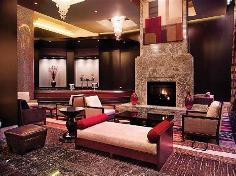 hotel lobby fireplace picture of ameristar casino resort