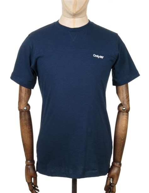 only ny clothing express t shirt navy t