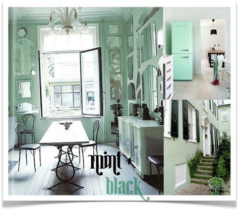 Mint Green Interior by Mint Green Interior Design Vintage Stuff