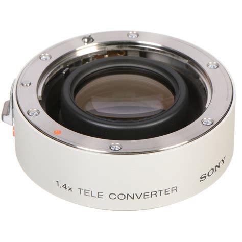 Teleconverter Lens 1 4x sony 1 4x teleconverter sal14tc b h photo