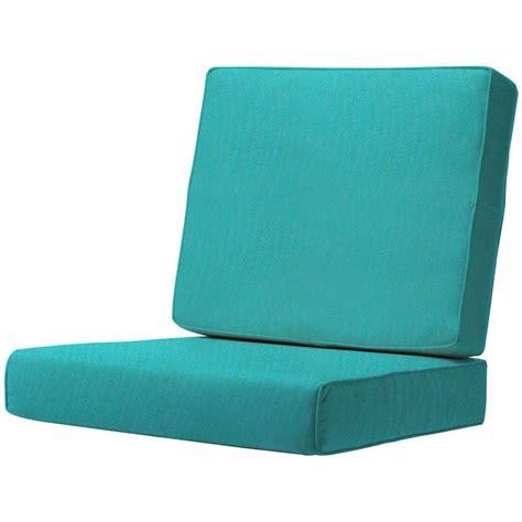 home decorators patio cushions home decorators collection sunbrella aruba outdoor lounge chair cushion 9908710740 the home depot