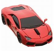 Automouse Lamborghini Aventador 24 GHz Wireless 95901W ORANGE