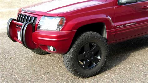 2010 Jeep Grand Black Rims Blacked Out Jeep Grand Walk Around