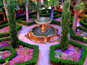 beautiful backyard spanish gardens 42 best images about heritage landscape moorish alhambra on gardens creative