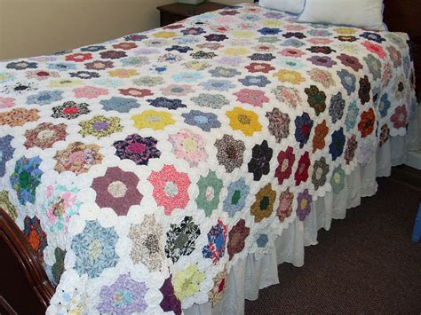 Handmade Size Quilts For Sale - how to make a yo yo quilt 13 cool guide