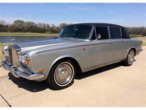 classifieds for 1969 rolls royce silver shadow 7 available