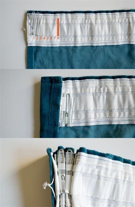 gardinenband faltenband annahen gardinen n 228 hen f 252 r anf 228 nger anleitungen und 55 bilder
