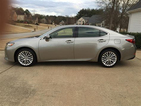 lexus atomic silver es350 welcome to club lexus 6th gen es owner roll call