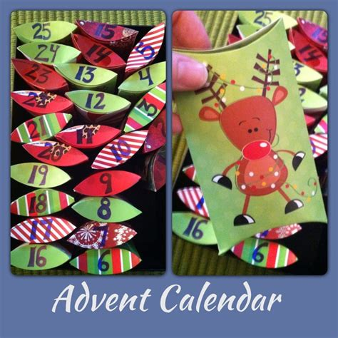 Inexpensive Advent Calendar Gifts 7 Best My Completed Projects Images On