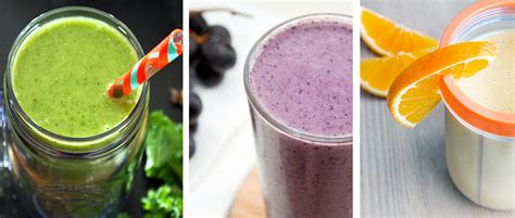 7 Smoothie Recipes by 7 Delicious Protein Smoothie Recipes By Daily Burn