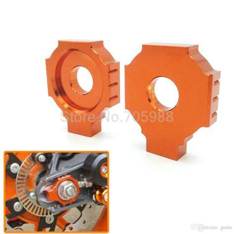 Motorrad Kette Orange by Gro 223 Handel Orange Motorrad Cnc Hinterachse Spindel Kette