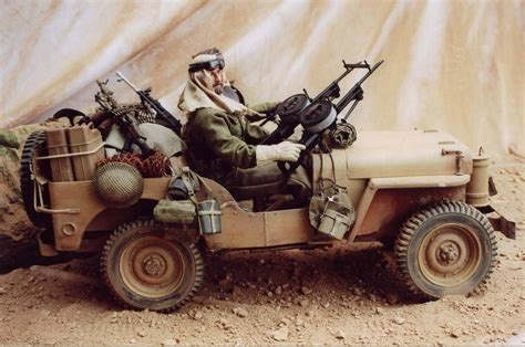 lrdg jeep lrdg jeep model scorpians of the desert