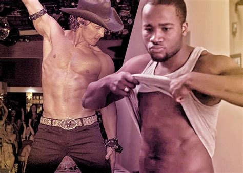 we became male strippers magic hard times web series about a male stripper by tahir