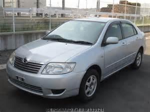 Toyota Corolla Beforward Used 2004 Toyota Corolla Sedan X Cba Nze124 For Sale