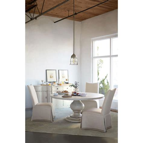 reine french country antique white rustic  dining