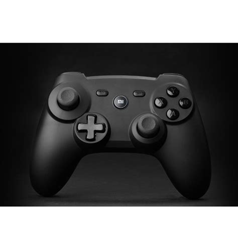 Xiaomi Bluetooth Gamepad For Smartphone Tablet Smart Tv Pc Black xiaomi bluetooth gamepad for smartphone tablet smart tv