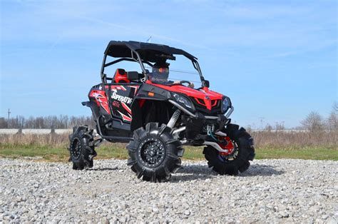 side by side atv 2016 custom zforce 800 ex cfmoto and superatv side by side