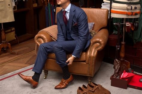 what color socks with navy suit recent non sartorialist looks page 805