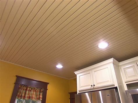 tongue and groove ceiling installation how to install a tongue and groove plank ceiling how tos