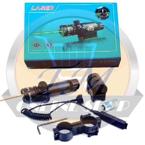 Mounting Scope Untuk Senapan Airsoftgun jual dot laser rifle scope cahaya nyala sinar