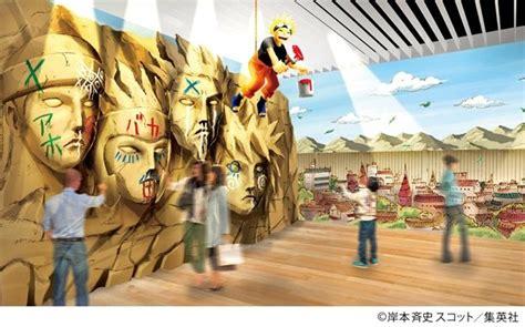 bocoran gambar mengenai pameran seni naruto