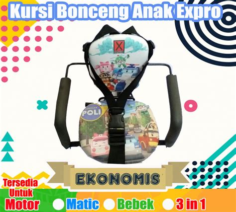 Produsen Kursi Bonceng Anak Expro produsen kursi bonceng anak expro your safety our priority