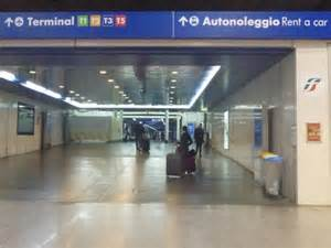 Car Rental Airport Rome Departing From Rome Fiumicino Airport