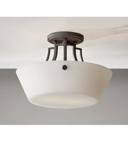 Feiss Sf306ci Weston 2 Light 13 Inch Colonial Iron Semi Colonial Ceiling Lights